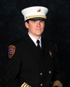 David B. McNulty, Chief