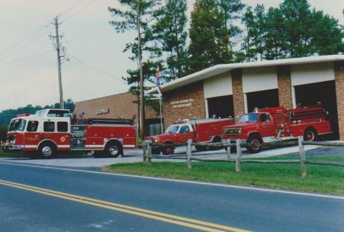 Durham Highway Fire Department Station 2