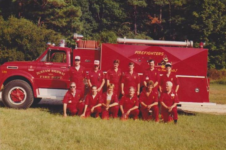 History Durham Highway Fire Department