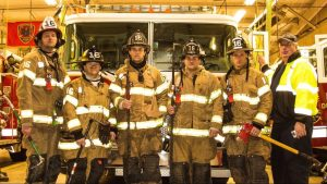 Wake County Firefighters
